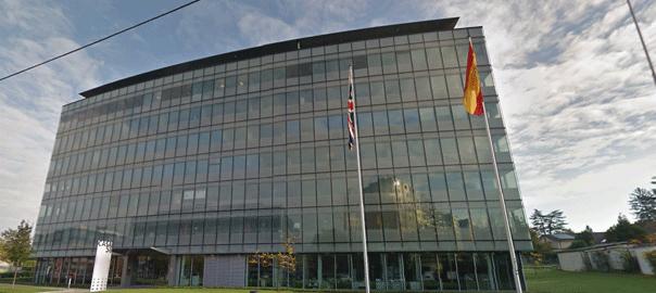 Consulado de España en Ginebra