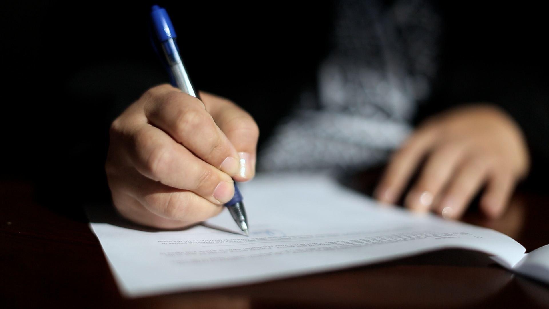 Firma Registro Civil