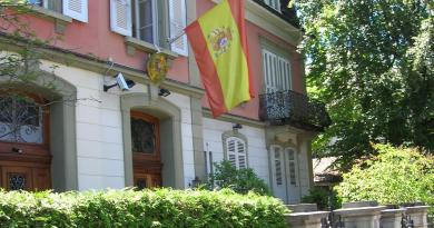 Consulado de España en Berna