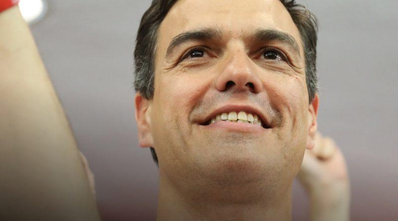 Sánchez ganó las primarias del PSOE