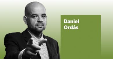 Opinión: Daniel Ordás