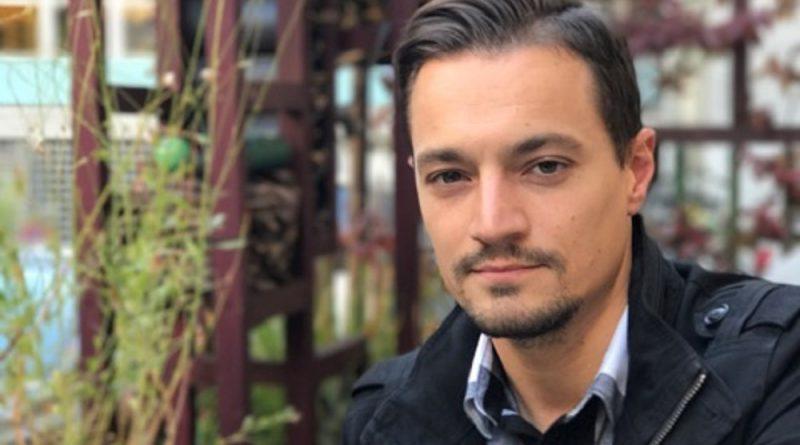 Marco Ferrara en la radio suiza, sobre Cataluña