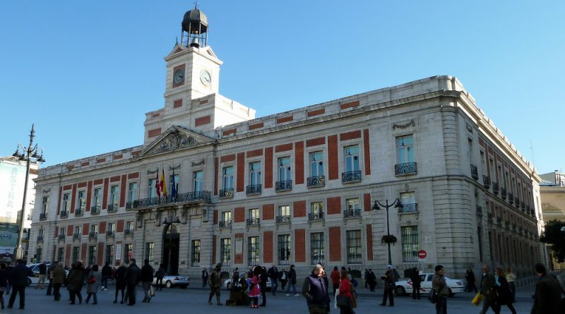 Comunidad de Madrid, Real Casa de Correos