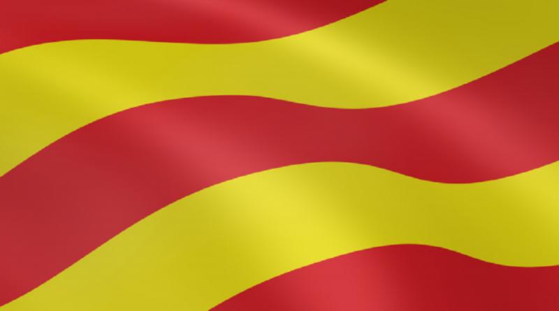 Senyera, bandera de Cataluña
