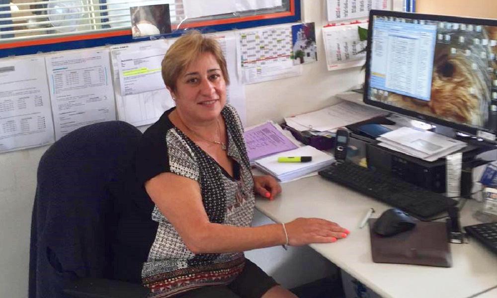 María Consuelo Sánchez Maroño