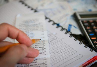 Cálculos del dinero del hogar