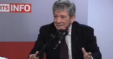 Enrique Barón en la RTS La Première