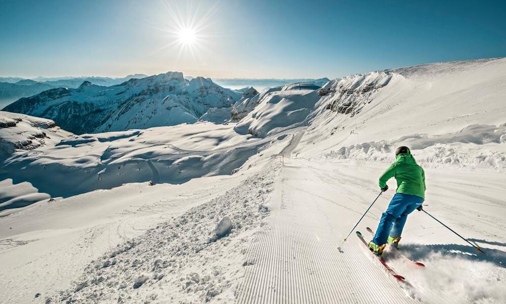 Esquí en Suiza