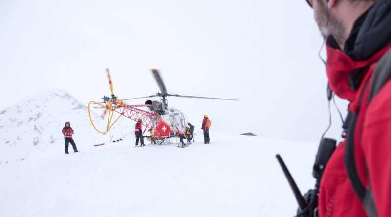 Socorro alpino Valais