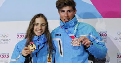 España suma 3+1 medallas en los JJOO de Lausanne
