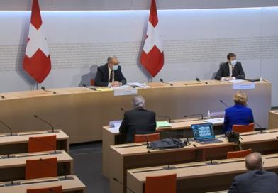 Suiza vuelve a exigir cuarentena al regreso de España