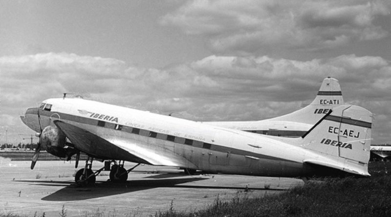 Douglas DC3 Dakota Iberia