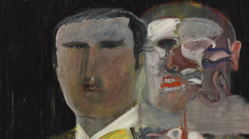 Eduardo Arroyo, Cuatrodedos, 1963